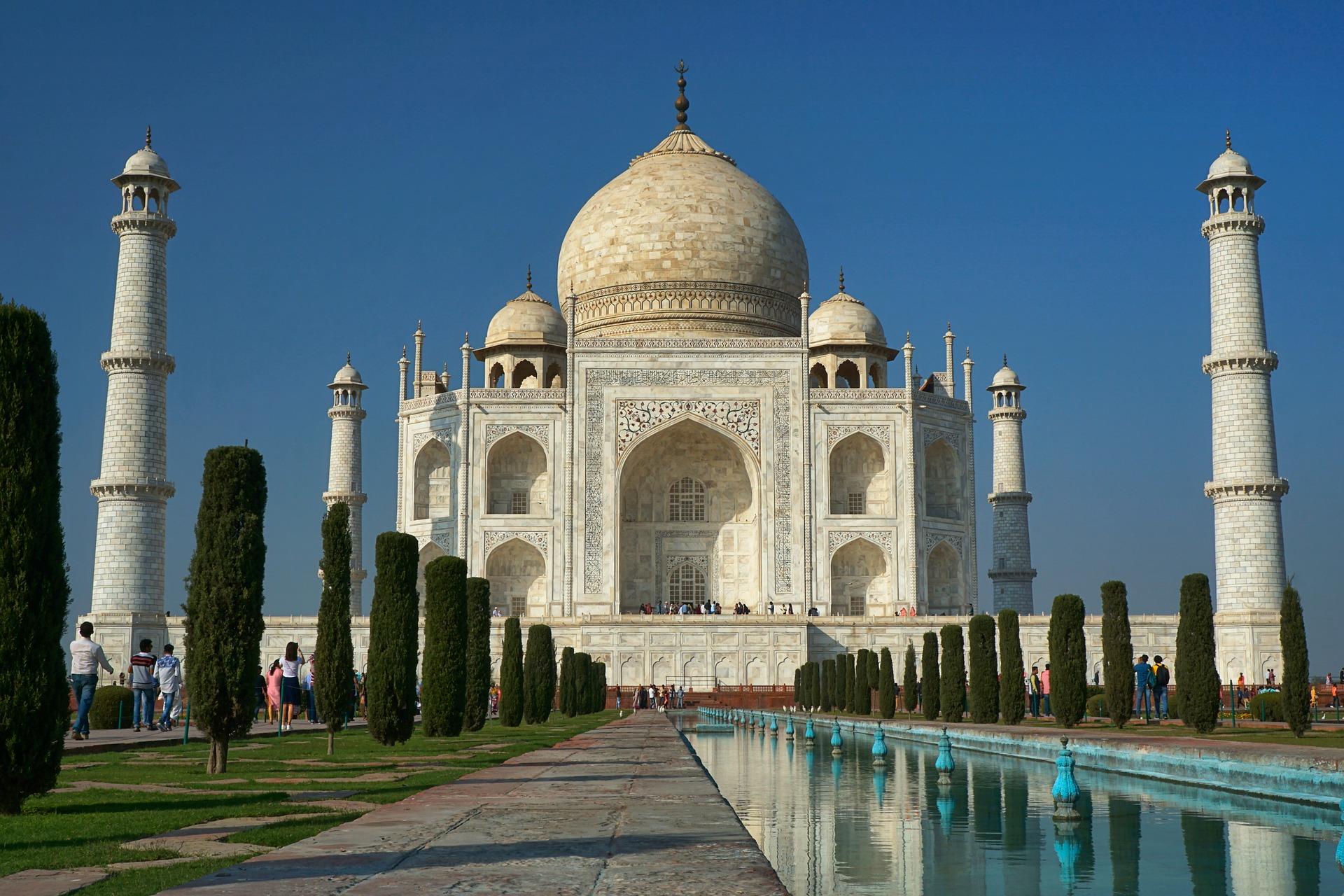 Taj Mahal y Tiger Safary, un viaje de lujo