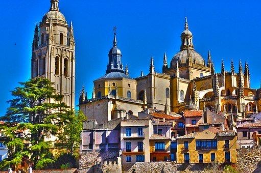 Ávila – Segovia